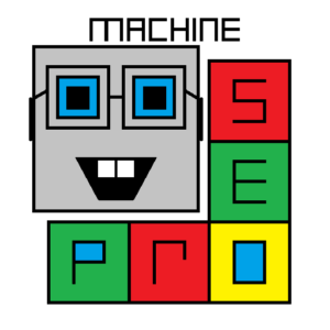 Official Logo of Machine Pro SEO eCommerce Platform